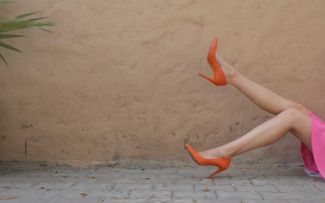 Kom sterker in je schoenen staan
